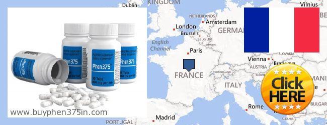 Hvor kan jeg købe Phen375 online France