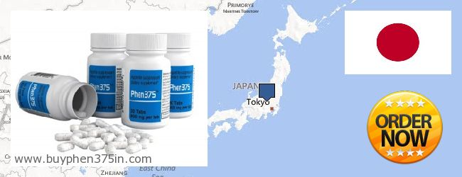 Hvor kan jeg købe Phen375 online Japan
