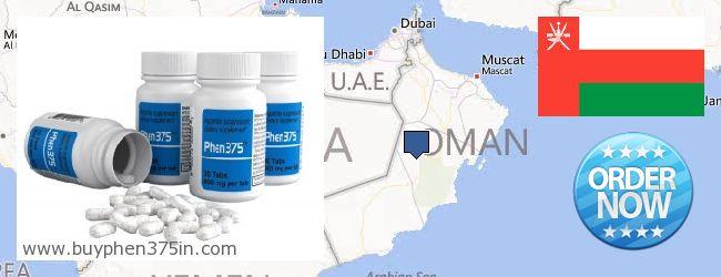 Hvor kan jeg købe Phen375 online Oman