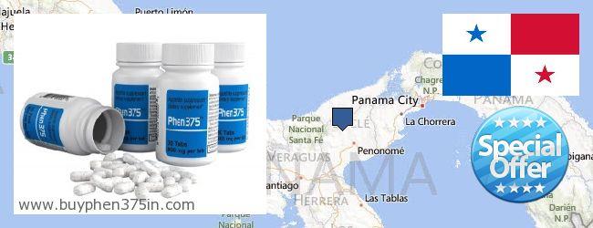 Hvor kan jeg købe Phen375 online Panama