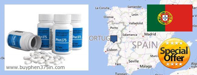 Hvor kan jeg købe Phen375 online Portugal