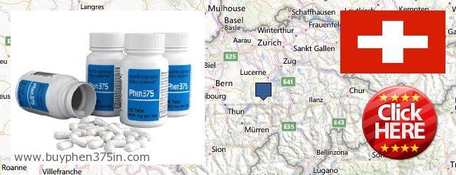 Hvor kan jeg købe Phen375 online Switzerland