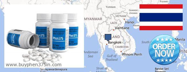 Hvor kan jeg købe Phen375 online Thailand