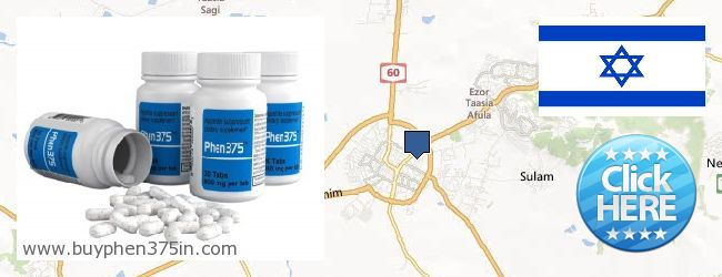 Where to Buy Phen375 online 'Afula, Israel