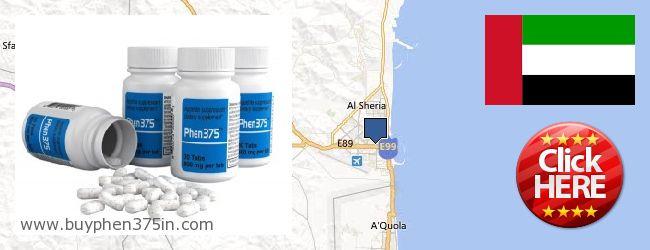 Where to Buy Phen375 online Al-Fujayrah [Fujairah], United Arab Emirates