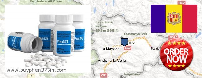 Where to Buy Phen375 online Andorra