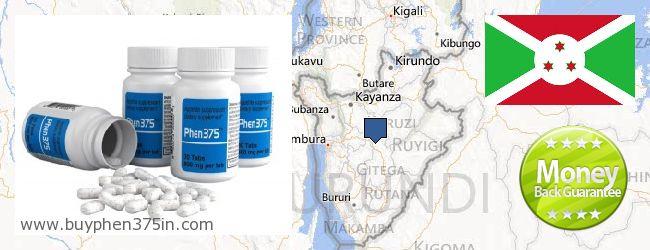 Where to Buy Phen375 online Burundi