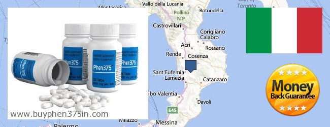 Where to Buy Phen375 online Calabria, Italy