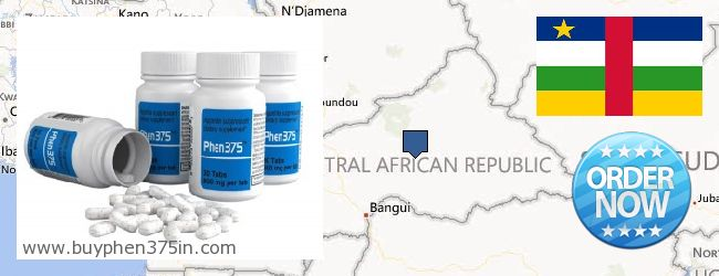 Where to Buy Phen375 online Central African Republic