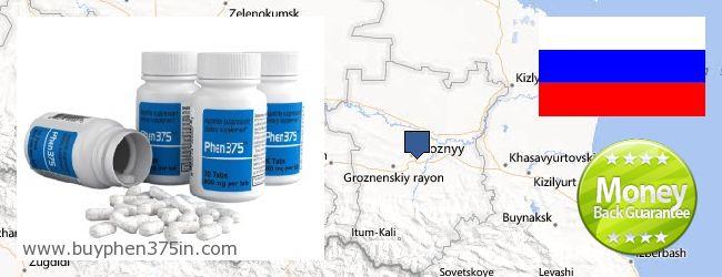 Where to Buy Phen375 online Chechnya Republic, Russia