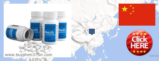 Where to Buy Phen375 online China