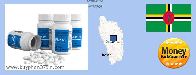 Where to Buy Phen375 online Dominica