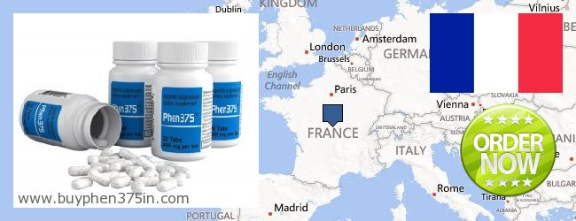 Where to Buy Phen375 online France