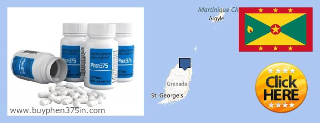Where to Buy Phen375 online Grenada