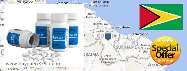 Where to Buy Phen375 online Guyana