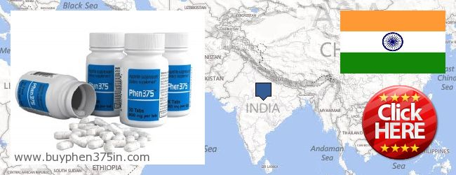 Where to Buy Phen375 online India
