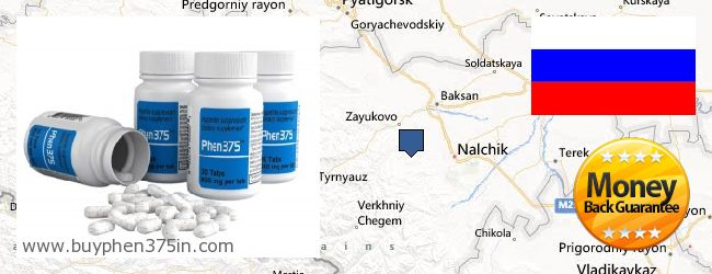Where to Buy Phen375 online Kabardino-Balkariya Republic, Russia