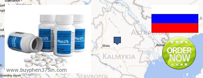 Where to Buy Phen375 online Kalmykiya Republic, Russia