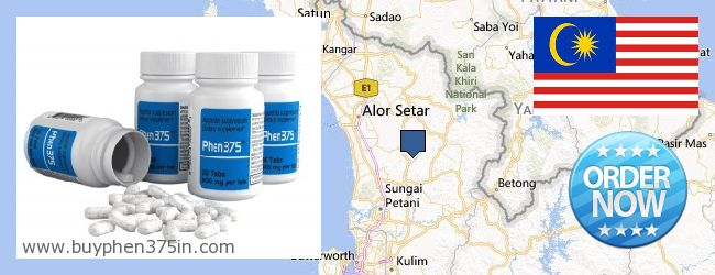 Where to Buy Phen375 online Kedah, Malaysia