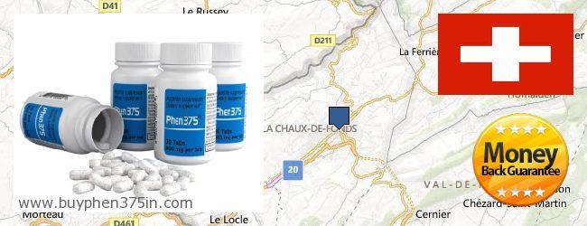 Where to Buy Phen375 online La Chaux-de-Fonds, Switzerland
