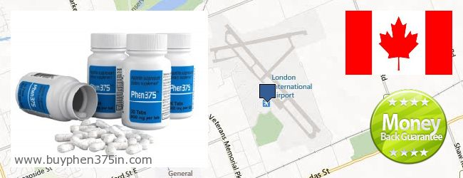 Where to Buy Phen375 online London ONT, Canada