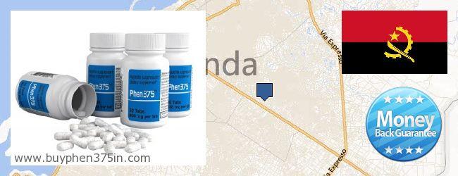 Where to Buy Phen375 online Luanda, Angola