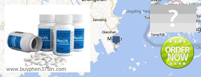 Where to Buy Phen375 online Macau