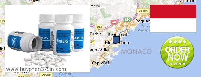 Where to Buy Phen375 online Monaco