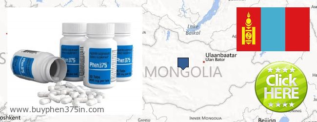 Where to Buy Phen375 online Mongolia