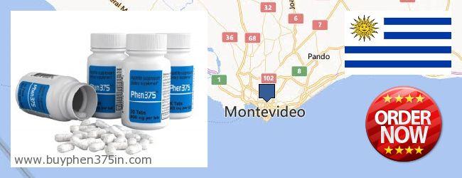 Where to Buy Phen375 online Montevideo, Uruguay