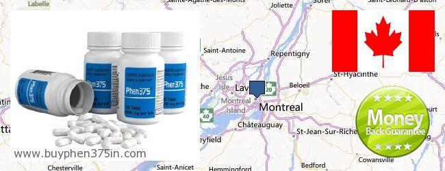 Where to Buy Phen375 online Montréal QUE, Canada