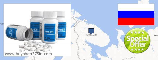 Where to Buy Phen375 online Murmanskaya oblast, Russia