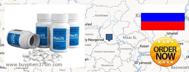 Where to Buy Phen375 online Nizhegorodskaya oblast, Russia