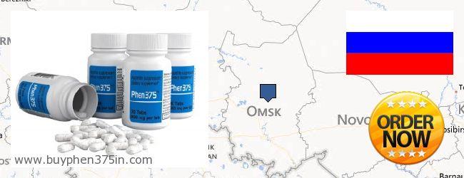 Where to Buy Phen375 online Omskaya oblast, Russia