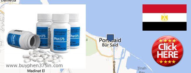 Where to Buy Phen375 online Port Said, Egypt
