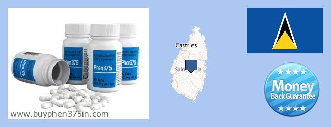 Where to Buy Phen375 online Saint Lucia