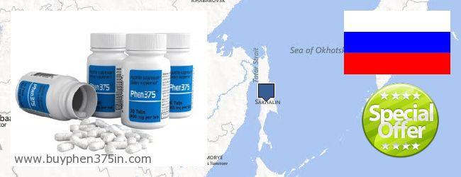 Where to Buy Phen375 online Sakhalinskaya oblast, Russia
