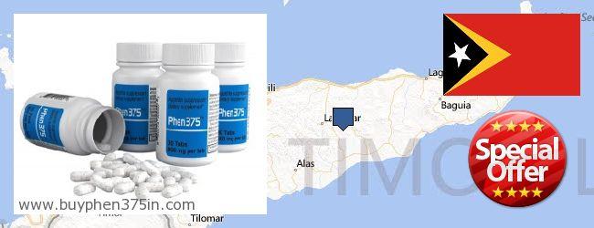 Where to Buy Phen375 online Timor Leste