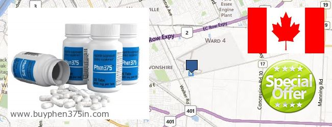 Where to Buy Phen375 online Windsor ONT, Canada