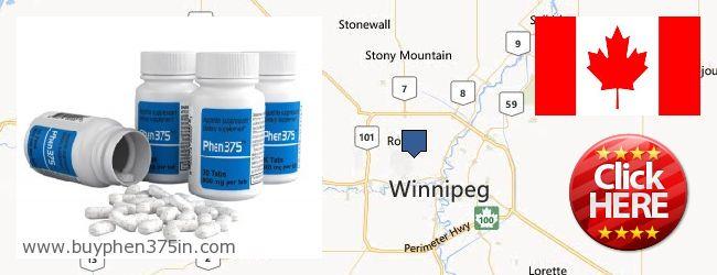 Where to Buy Phen375 online Winnipeg MAN, Canada