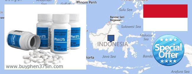 Unde să cumpărați Phen375 on-line Indonesia
