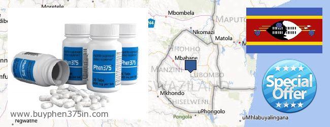 Unde să cumpărați Phen375 on-line Swaziland