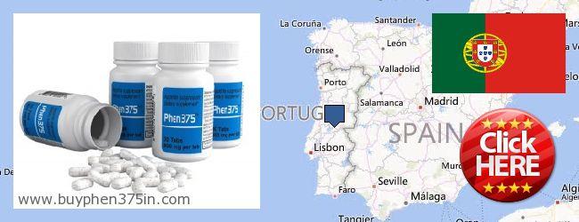 Var kan man köpa Phen375 nätet Portugal