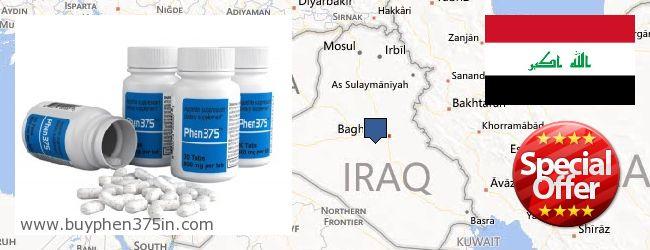 Kde kúpiť Phen375 on-line Iraq