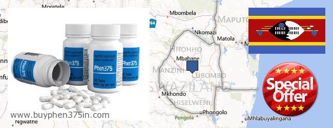 Kde kúpiť Phen375 on-line Swaziland