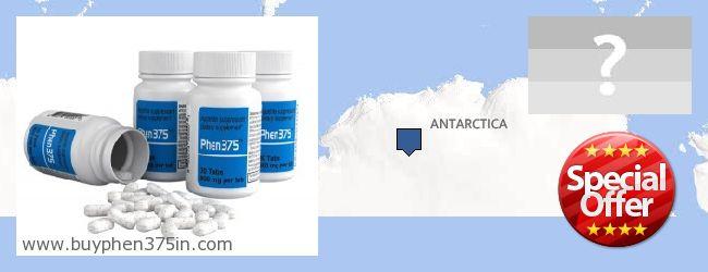 Hvor kjøpe Phen375 online Antarctica