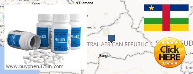 Hvor kjøpe Phen375 online Central African Republic