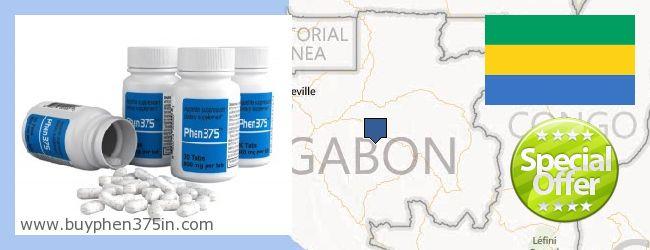 Hvor kjøpe Phen375 online Gabon