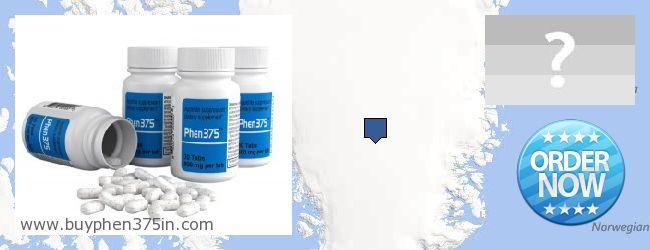 Hvor kjøpe Phen375 online Greenland