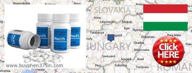 Hvor kjøpe Phen375 online Hungary